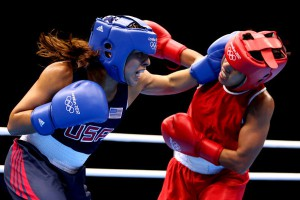 Olympics - Womens Boxing