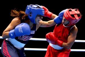 Olympics - Womens Boxing