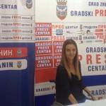 Dvadesetjednogodišnja Milica Knežević iz Česterega koja je nakon saobraćajne nesreće 2009. godine ostala paralizovana, najavila je danas osnivanje prvog Rehabilitacinog centra za osobe sa invaliditetom u Zrenjaninu.